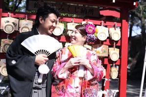 Mr.Takuma&Mrs.Chiyuki