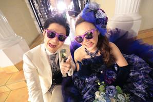Mr.Masahiro & Mrs.Mai
