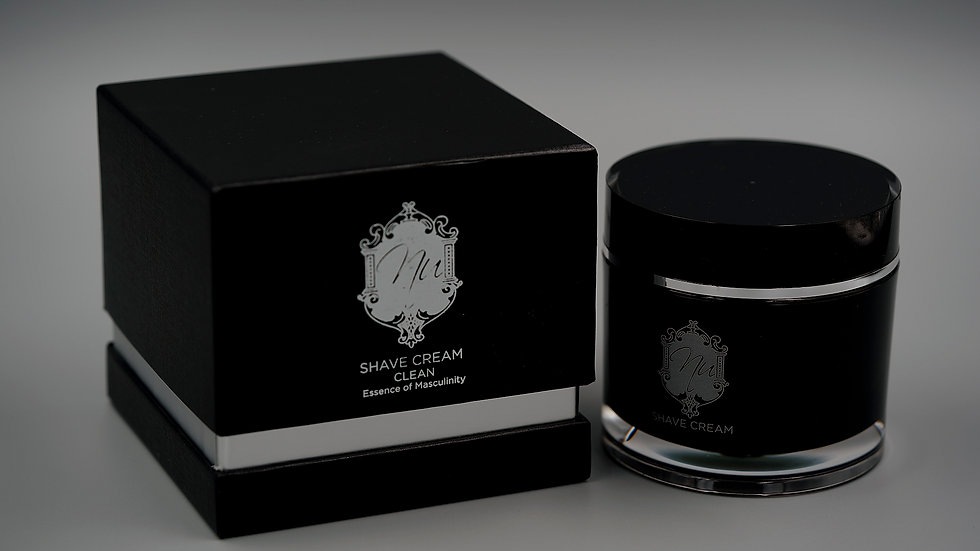 Shave Cream—Clean [Essence of Masculinity]
