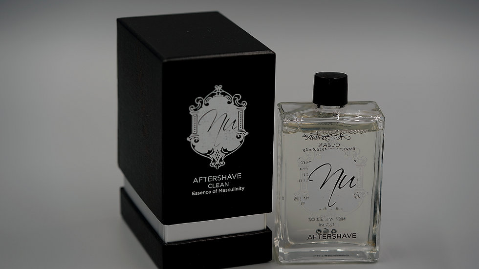 Aftershave—Clean [Essence of Masculinity]