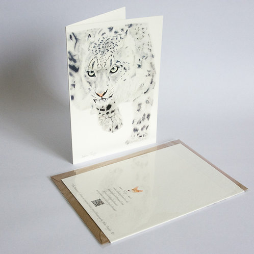 """""""The Huntress"""" 5 Greeting Cards A6 when folded, with envelopes."""