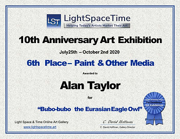 Paint - 6th Place - Alan Taylor - 10th A