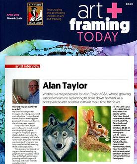 Artisit Interview Alan Taylor
