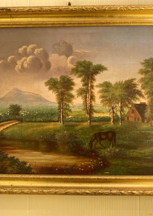 Oil on Canvas, 19th century