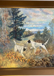 """Two Pointers"", Early 20th century, OOC."