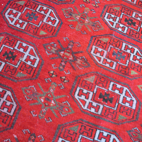 How do I know a fine carpet when I see one?