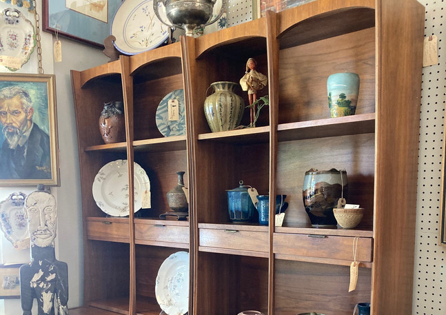 Mid Century Bookcases, likely by Drexel of Dixie