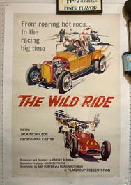 Original Poster, Linen Backing, c. 1960