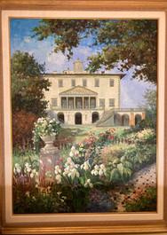 Oil on Canvas, C. Eisenberg