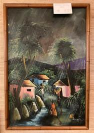 Haitian Painting, 1960s