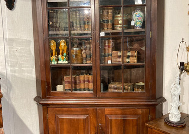 Hyde County cupboard c. 1780