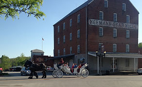 hermann carriage rides