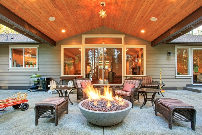 Luxury Outdoor Spaces