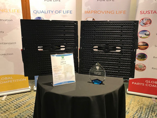 ThermaPANEL Wins at 2019 SPE Plastics for Life Parts Competition