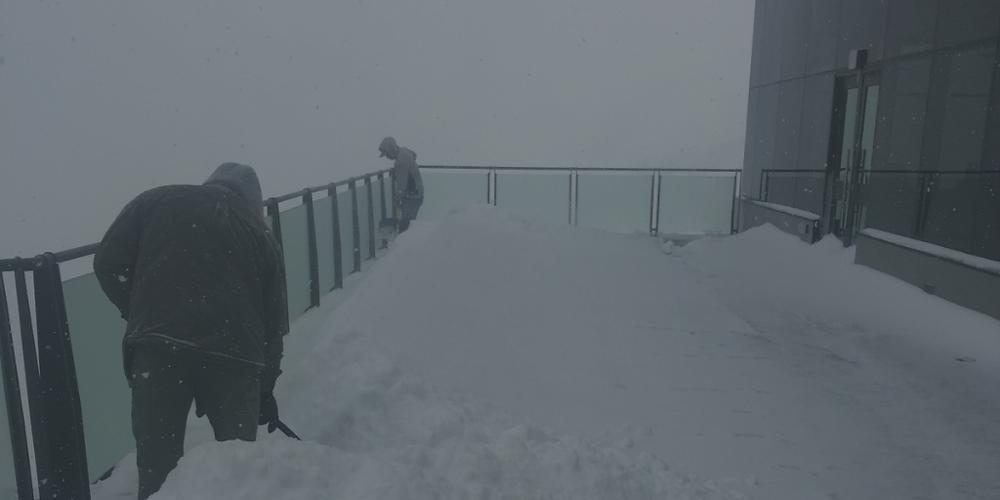 Snow Melting System