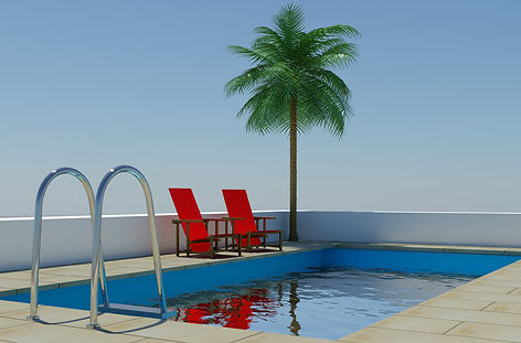 Solar Thermal Pool Heating