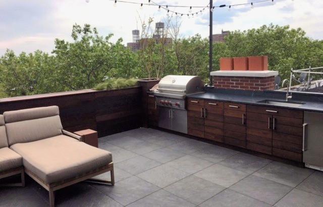 Pedestal Paver Roof Deck