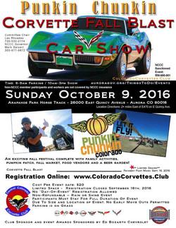 2016 Pumpkin Chunkin Car Show