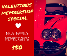 NCM Valentines Membership Special