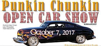 Punkin Chunkin Open Car Show 2017