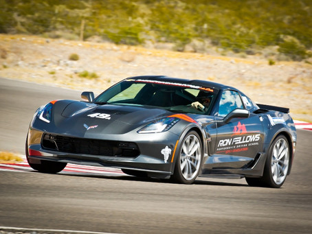 Ron Fellows Corvette Owners Performance Driving School - Part III