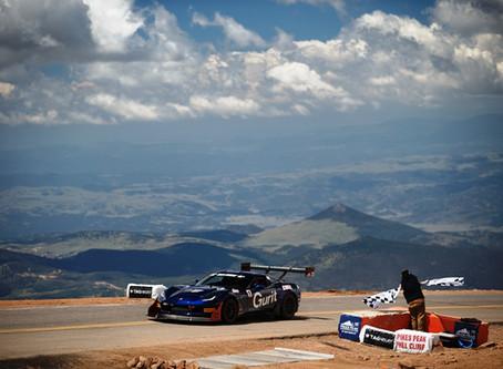 Fastest Corvette Ever to Go Up Pikes Peak