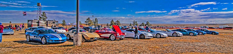 2018 Punkin Chunkin Corvette Show