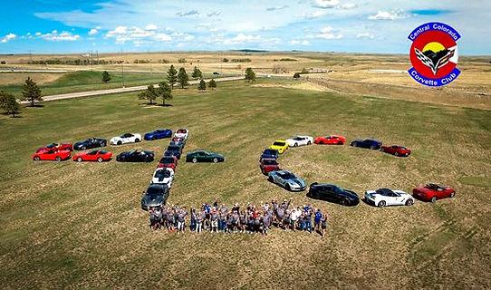 Central Colorado Corvette Club