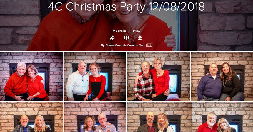 2018 4C Christmas Party