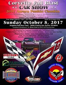 Punkin Chunkin Corvette Fall Blast Show