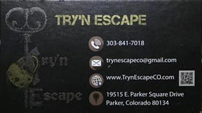 Try'n Escape Colorado