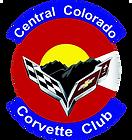 Central Colorado Corvette Club logo