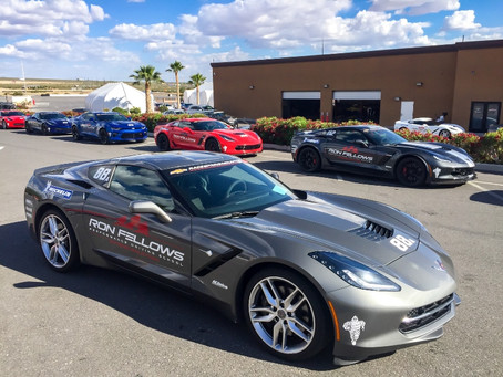 Ron Fellows Corvette Owners Performance Driving School - Part 1