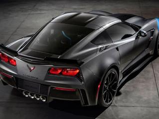More Accolades for the 2017 Corvette Grand Sport