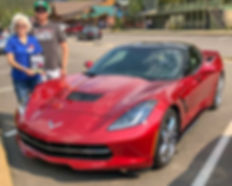 Central Coloado Corvette Club Terry and Chris Cooper