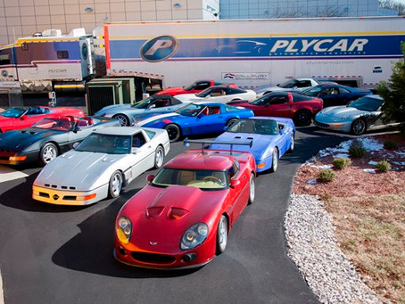 National Corvette Museum Exhibit: 30 Years of Callaway Corvettes