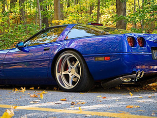 For you C4 Lovers: Mad Modded 1994 ZR-1 – New Benchmark Of Corvette Cool