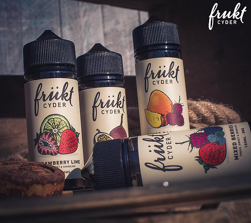 Frukt Cyder | 100ml | 0mg