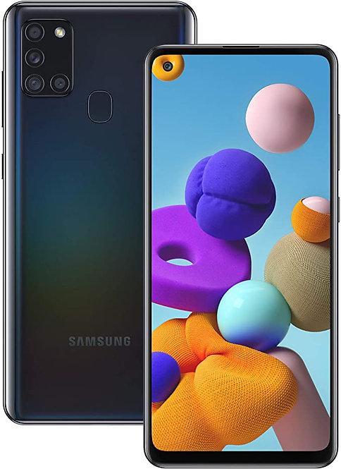 Samsung A21s 32GB + 64GB