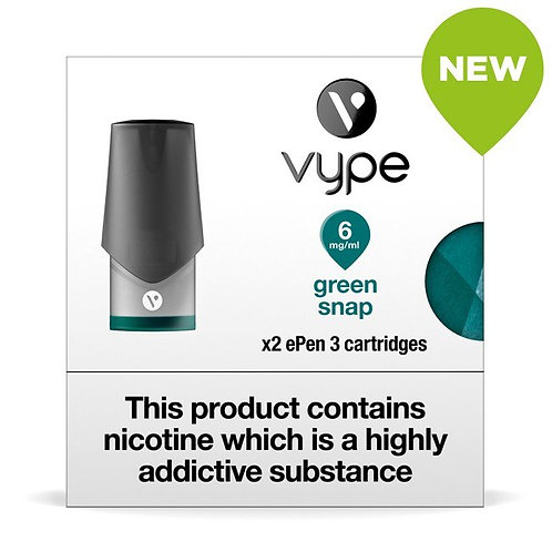 Vype ePen 3 Green Snap