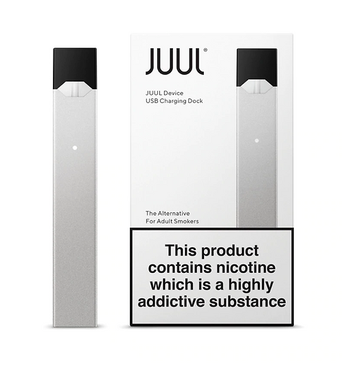 JUUL Silver Device Kit | Limited Edition |