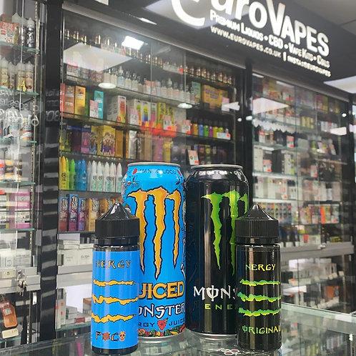 Monster Energy | 100ml | 0mg