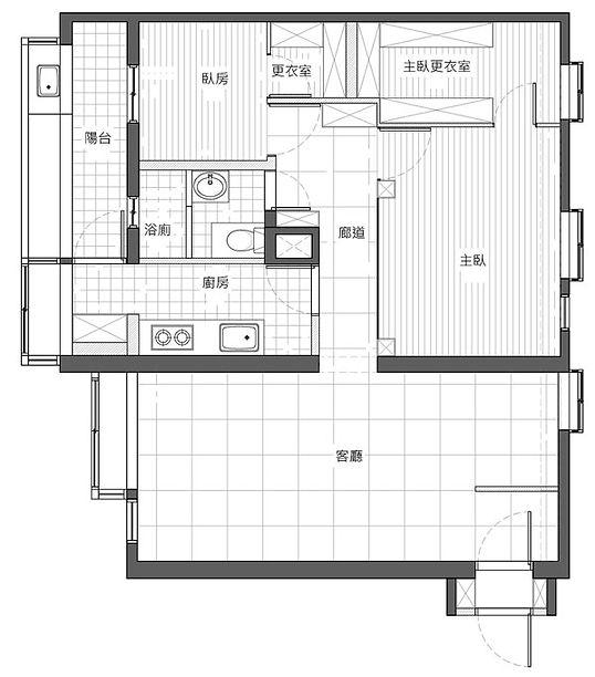 成功國宅林公館-平面圖-裝修前.jpg