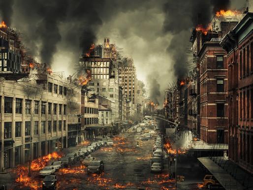 Čtení na pokračování 13. díl: Londýn zemřel během tří dnů