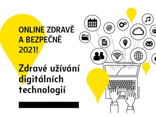 Online zdravě a bezpečně 2021 aneb co se děje v knihovně