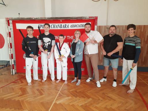 Na mistrovství České republiky v Chanbaře získal mělnický klub Hansoo jedenáct medailí