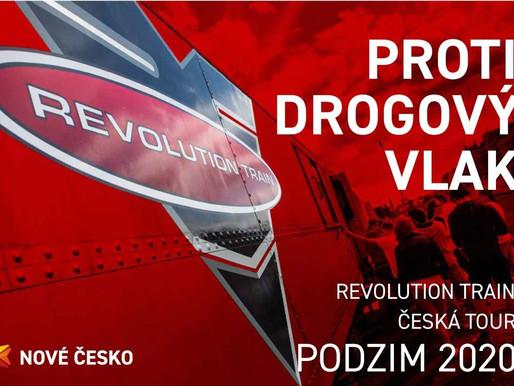 Protidrogový vlak - Revolution Train