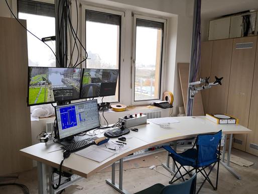 Modernizace řídícího centra plavební komory v Hoříně zlepší obsluhu