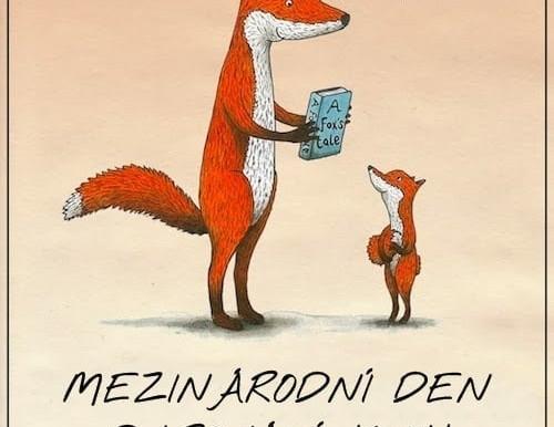 Oslavte svátek dávání knih a darujte dětem knihu!