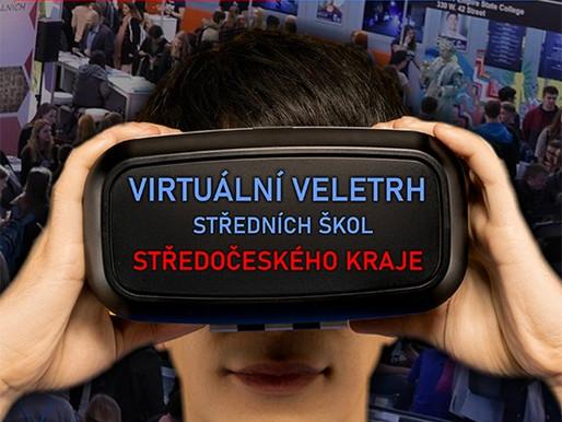 Virtuální veletrh škol Středočeského kraje